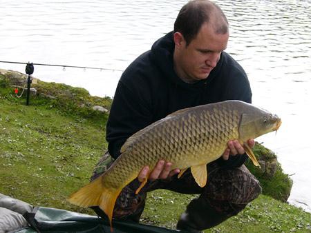 Improbable la pêche